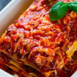 Turkey Lasagna 🥧