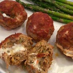 Turkey Meatloaf Balls