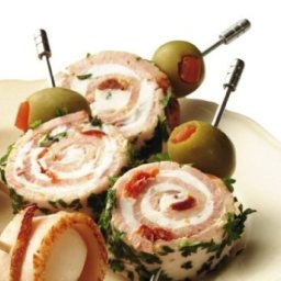 Turkey-Olive Appetizers