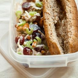 Turkey Salad Rolls