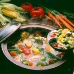 Turkey Vegetable Soup