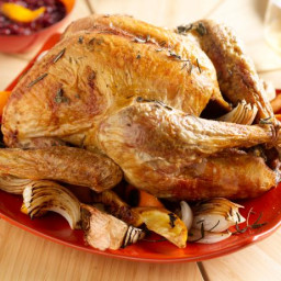 Turkey with Herbes de Provence and Citrus