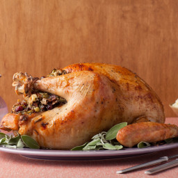 Turkey with Stuffing