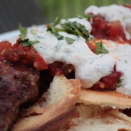 Turkish~ish Burgers