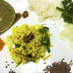 Turmeric Beauty Rice