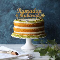 Turmeric Cake Honey Buttercream Recipe