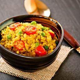 Turmeric Spiced Quinoa