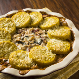 Tuscan Chicken Pot Pie