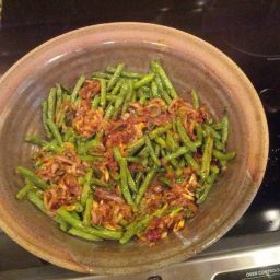 Tuscan Green Beans