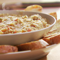 Tuscan Mashed Chickpeas