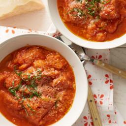 Tuscan Tomato and Bread Soup - Pappa al Pomodoro