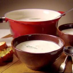 Tuscan White Bean and Garlic Soup