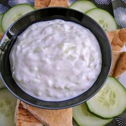 tzatziki (greek yogurt sauce)
