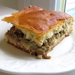 Ukrainian Ground Meat Pyrohy Filling Recipe