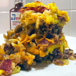 Ultimate Breakfast Lasgna