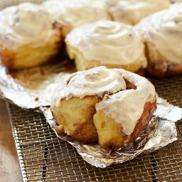 Ultimate Cinnamon Buns