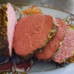 Ultimate Glazed Corned Beef
