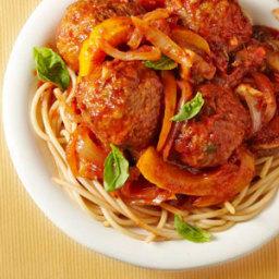 Ultimate Spaghetti and Meatballs