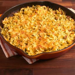 Ultimate Tuna Noodle Casserole