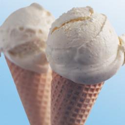 Ultimate vanilla ice cream