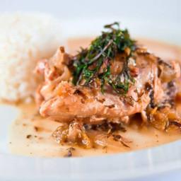 Umeboshi Chicken