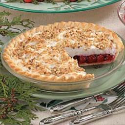 Cherry Meringue Pie