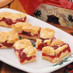 carissa's cherry bars