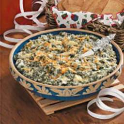 Favorite Hot Artichoke Spinach Dip