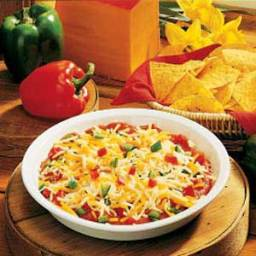Easy Hot Pizza Dip