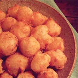 Fat Rascals (Potato Cheese Puffs)