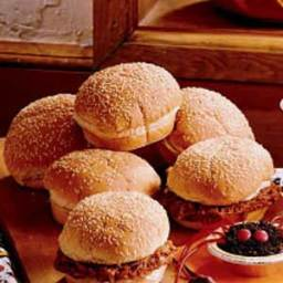 Barbecued Pork Sandwiches 3