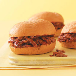 Barbecued Pork Sandwiches 8