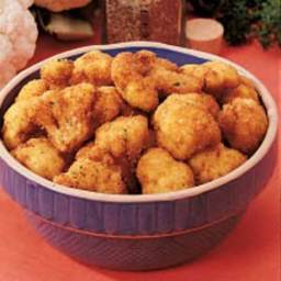 Breaded Cauliflower