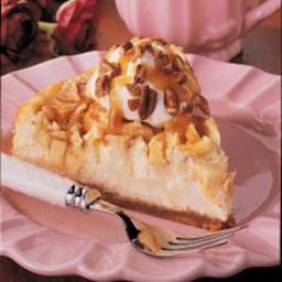 Apple-of-Your-Eye Cheesecake