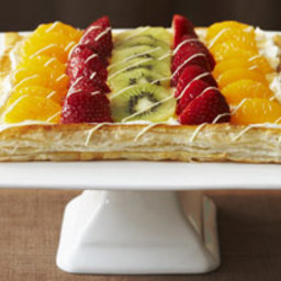 Beautifully Easy Fruit Tart
