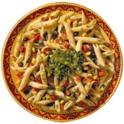 Zingy pasta salad