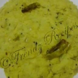 Upma Recipe With Rice Flour, Buttermilk