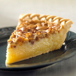 USS Missouri Buttermilk Pie
