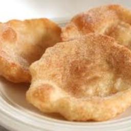 ' Utah ' Scones (Deep-Fried)