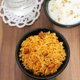 Vagharelo Bhaat Recipe From Leftover Rice | Gujarati Tempered Rice