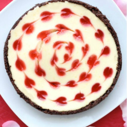 Valentine's Day Cheesecake