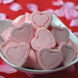 Valentine's Day Marshmallows