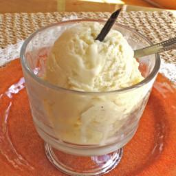 Vanilla Bean Gelato