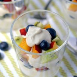 Vanilla Cashew Vegan Yogurt
