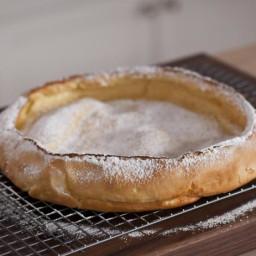 Vanilla Dutch Baby (Puffed Pancake)