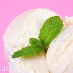 Vanilla Fat Flush Ice Cream