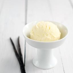 Vanilla Milk Gelato