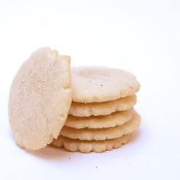 Vanilla Sugar Snickerdoodles Recipe