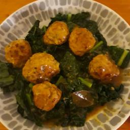 Veal & Ricotta meatballs