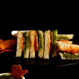 Veg Mayo Sandwich